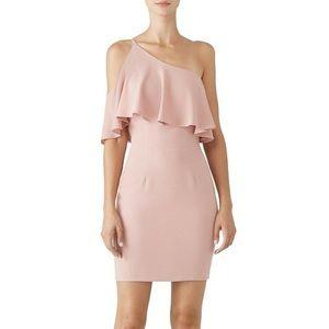 Dress The Population Rose Petal Sabrina Dress